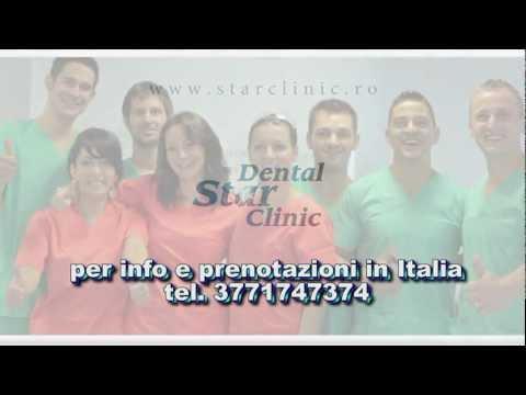 Dental Star Clinic.RO 390 Euro Impianto Dentale + soggiorno hotel 4 stelle