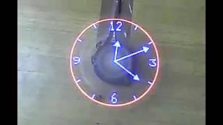 видео Необычные настенные часы. Деревянные