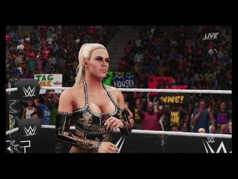 WWE 2K19 - 2K Towers - Lana Vore