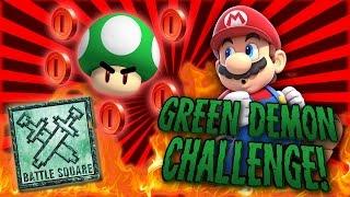 Battle Square - Challenge #5 - Green Demon Challenge (Super Mario 64)