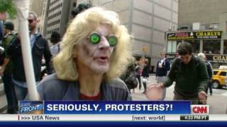 What does Occupy Wall Street stand for?