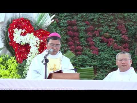 Thánh lễ khai mạc năm thánh Lòng Thương xót Chúa