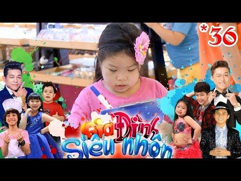 ANIMATED FAMILY| #36 FULL| Hoang Long's 'painting talent' - Hero Gia Khiem gets hurt...