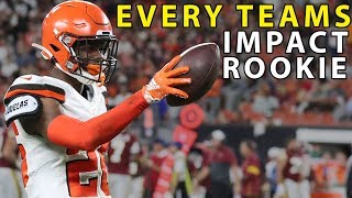 Every Team's Rookie that Will Make an Immediate Impact