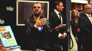 In Conversation: Ringo Starr and Indigo CEO Heather Reisman