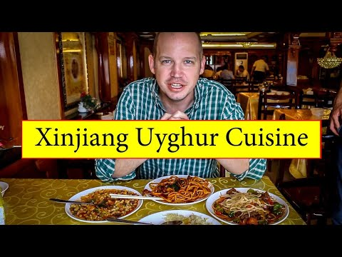 Best Uyghur Foods from China's Xinjiang Region via Josh from FarWestChina