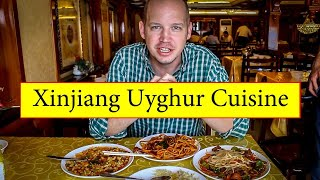 Best Uyghur Foods from China's Xinjiang Region via Josh from FarWestChina
