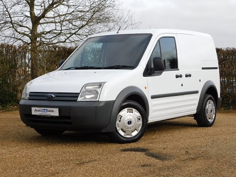 2009 Ford Transit Connect 1.8 TCi SWB For Sale In Tonbridge, Kent