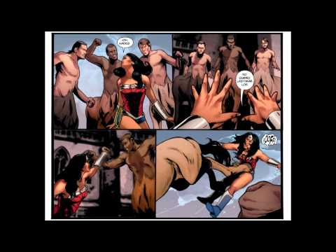 SENSATION COMICS FEATURING WONDER WOMAN # 3 [ESP] 2014