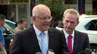 澳洲总理莫瑞信公布2.5亿政府基础设施建设预算案同时公布人口控制计划