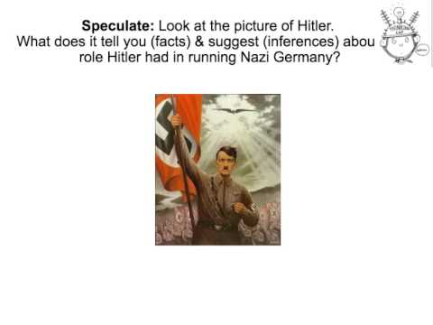 GCSE History The Nazi Dictatorship