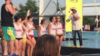 Wet Shirts of competition girls Конкурс Мокрых Маек. девки жгут 2016. 18+ (часть1)