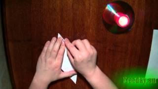 Как сделать кораблик из бумаги своими руками(Смотрите больше на сайте http://freeday.su/ - Играйте вместе с нами!, 2013-02-05T14:16:57.000Z)