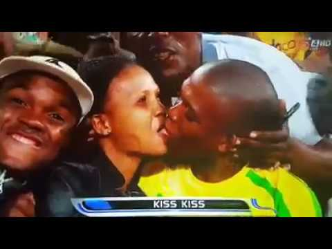 NATIONAL KISS CAM SOUTH AFRICA