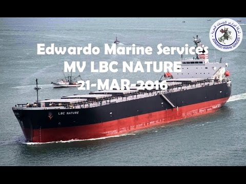Edwardo Marine Services, LBC NATURE