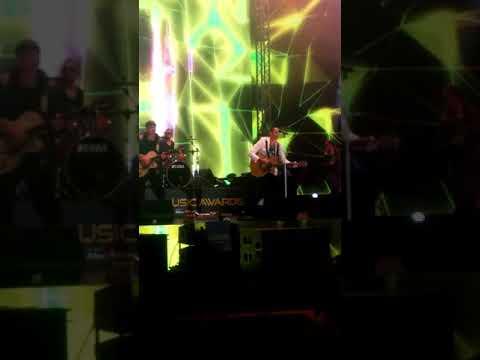 Stefan Banica- Ea mi-a pus catusele Live Media Music Awards