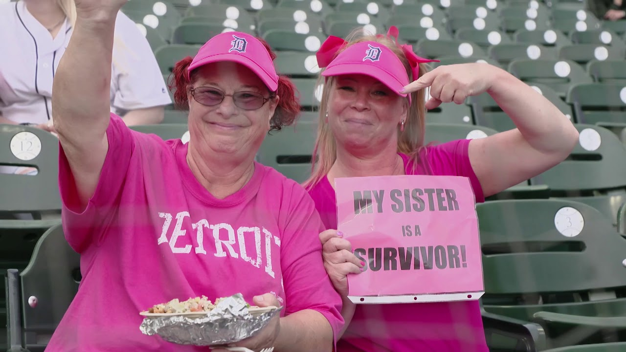 2019 Pink Out the Park Recap video thumbnail
