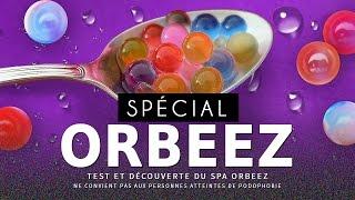 CRASH TEST : Perles d'eau (Orbeez Spa)