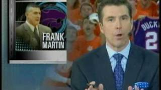 Frank Martin Mic'd Up on College Gameday
