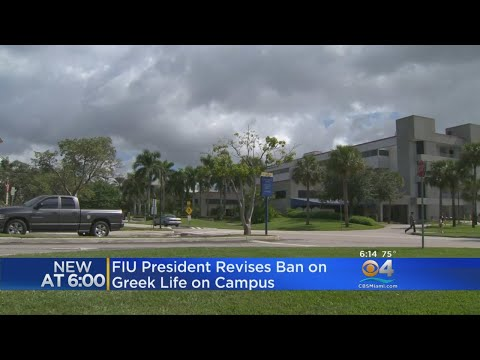 Greek Life Returns To FIU: 3 Organizations Suspended, 16 Reinstated