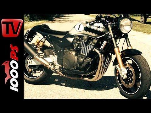 Cafe Racer Umbau   Yamaha XJR 1300 Interview WS-Motorradtechnik