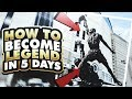 HOW TO GET LEGEND IN 5 DAYS! WHAT BEING IMMORTALIZED IN 2K18 MEANS FINALLY CONFIRMED BY 2K