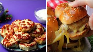 7 Perfect Party Snack Recipes