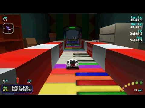 Re-Volt Multiplayer- RV House Team Race 2020/1/8