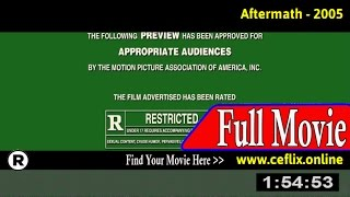 Watch: Aftermath (2005) Full Movie Online