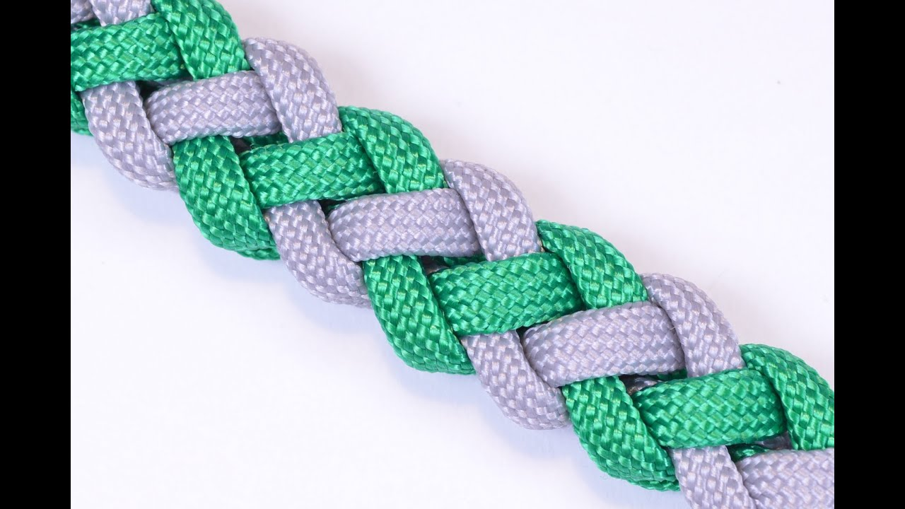 How To Make A Survival Paracord Bracelet Coyote Trail