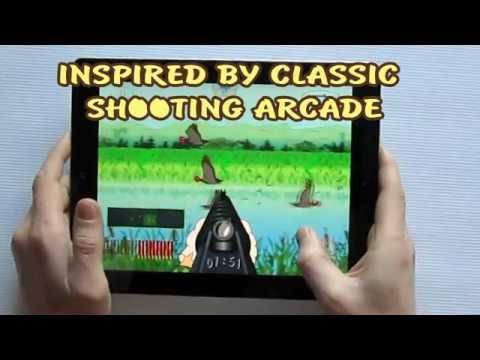 Play Duck Hunt Shooter - Jet Ducks Free Shooting Game (iPhone/iPad, Android, Kindle Fire)