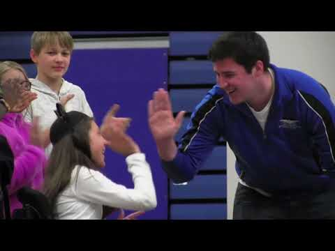 Sartell Middle School Student's Wish Comes True [VIDEO]
