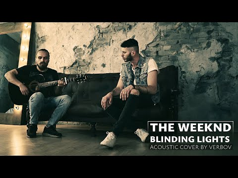 preview Blinding Lights - The Weeknd (Cover by Verbov) from youtube