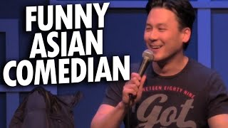 Funniest Asian Comedian You've Never Heard Of...