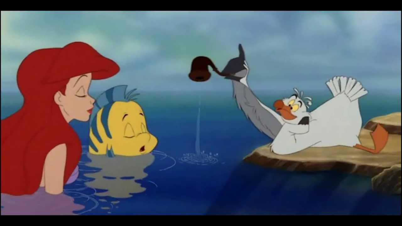 La petite sir ne eur ka 2e doublage youtube - Image petite sirene ...