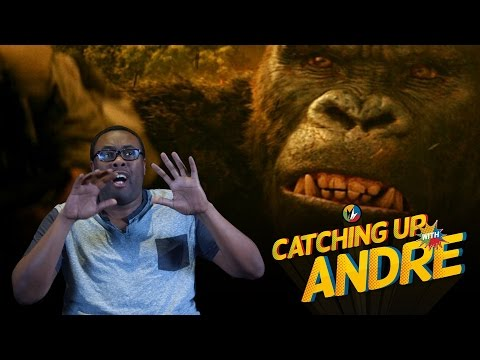 KONG: SKULL ISLAND & 4DX EXPERIENCE– Catching Up with Andre