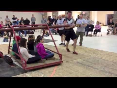 Chris Noonan • Maine StrongMan 6 • Event #4: Conan