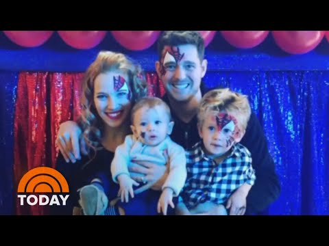 Michael Buble Opens Up About His Son And Returning To Music | TODAY Mp3
