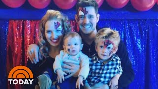 Michael Buble Opens Up About His Son And Returning To Music | TODAY