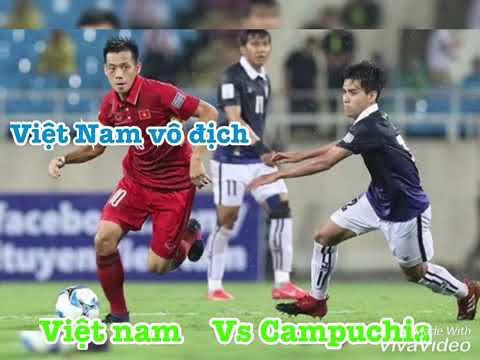 VTV6 trực tiếp ĐT VIỆT NAM vs ĐT CAMPUCHIA | AFF Suzuki cup 2018 | 19:30
