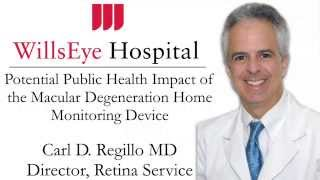 Potential Public Health Impact of the Macular Degeneration Home Monitoring Device