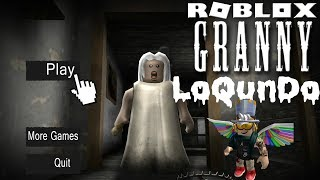 Playing ▶Granny: LAVA DRESS! UPDATE!◀ ROBLOX Loquendo 2019 XChaurio247