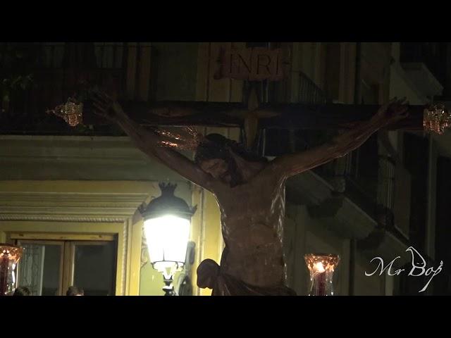 Cristo de los Favores en Pasiegas - Granada 2019