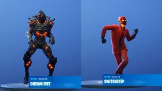 *ALL* LEAKED FORTNITE EMOTES AND SKINS (Patch 8.30) Ruin, Inferno, Dream Feet, and More!