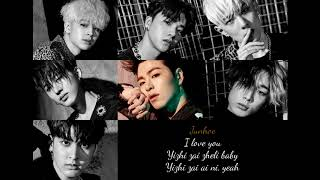 [LYRICS] I Love You (Heroes of Remix) -  iKON