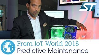 Find out more information: http://bit.ly/STIoTWorld2018 Vibration M...