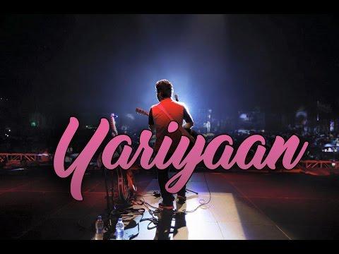 Arijit singh live HD | Yaariyaan live | Cocktail Mp3