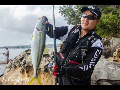IsofishingTV Highlight EP2 - ISO fishing for kingfish
