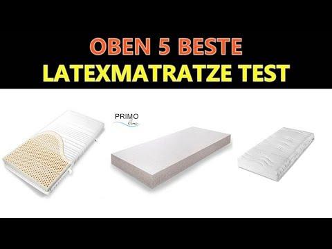 beste-latexmatratze-test-2020
