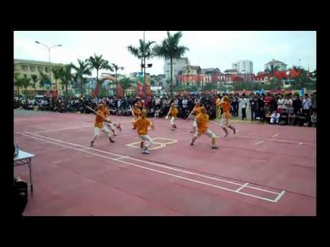 True power of Vietnamese kung fu